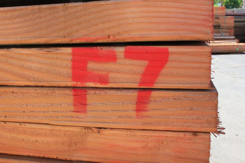 Oregon structural timber available at advanced timber and hardware