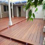 Decking built with timber from Sydney supplier